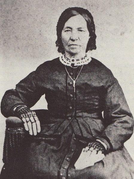 P2 Anna Maria (Leuenberger) Amsler 1803-1896