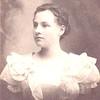 E5a1 Mamie Welhausen San Antonio age 19 12-21-1899