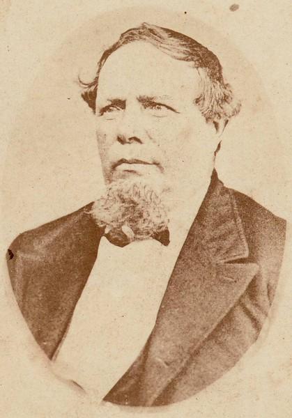 B3a Frederick Wilhelm Flato 1820-1899 - Copy