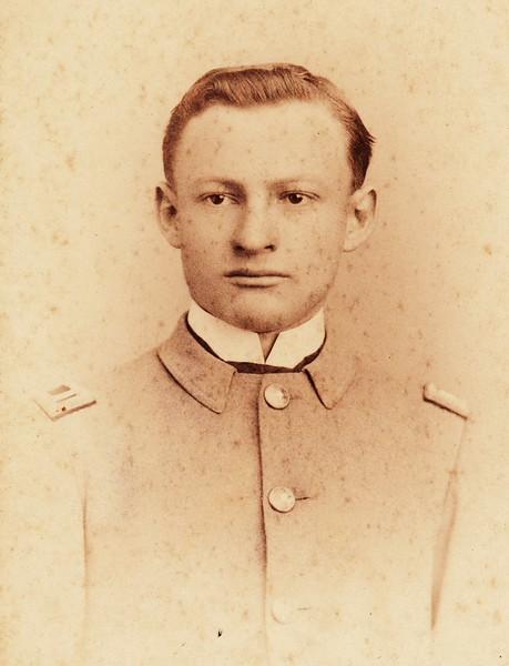 E3 Charley B  Welhausen 1891 A&MC 1871-1944