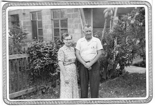 Rena and Phil Amsler Brownsville