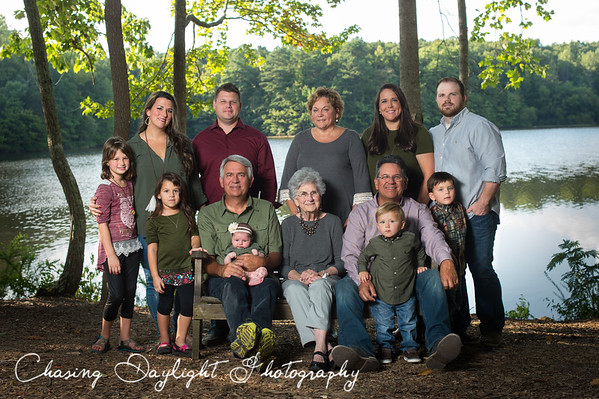 Amy Anderson Family