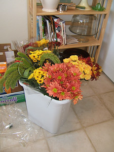 Whole Foods + Safeway + Wal Mart + Trader Joes = lots of flower!