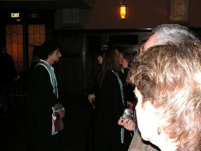 Amys graduation