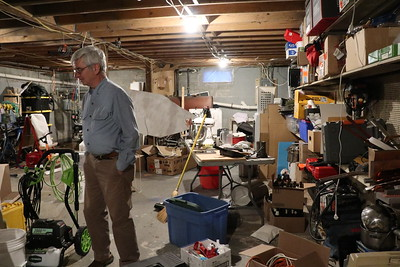 R & D prototyping lab is in the basement