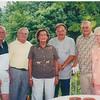 Fredine Cousins:   Bill Fredine, .................., Harland Wyman