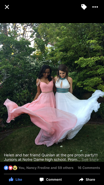 Jr. Prom -- spring 2016