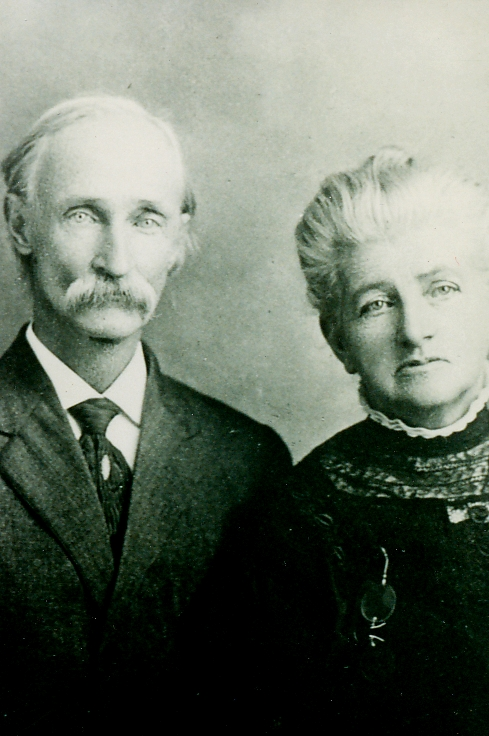William Henry French and Emelie Ott French, Henrietta's parents, our great grandparents