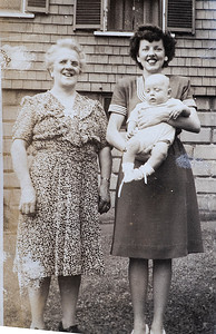 Memiere and Aunt Connie