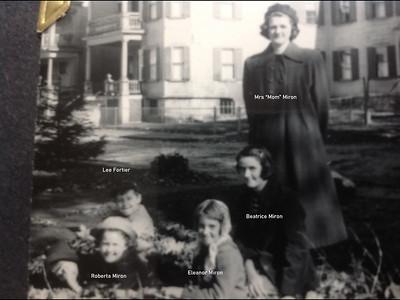 The gang at 67 Nichols St, Lowell, MA