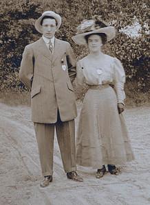Mr & Mrs Brouillette
