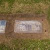 Pat's folks' final resting place