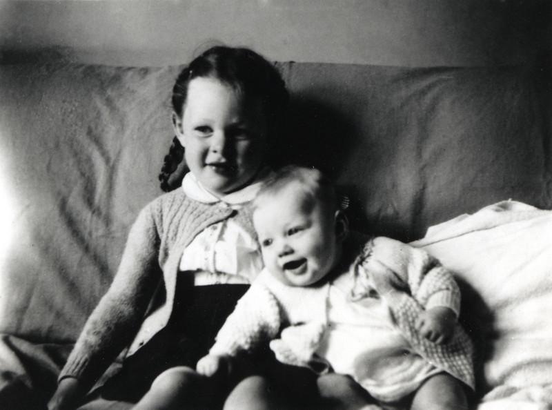 Robin and Jane MacAskill
