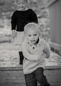 Anderson Family 22bw