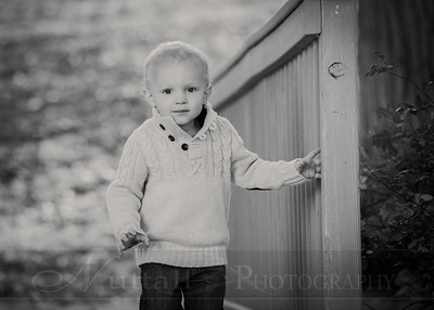 Anderson Family 21bw