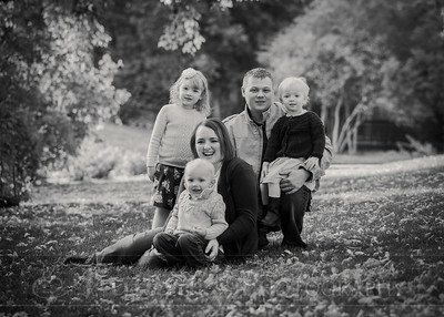 Anderson Family 02bw