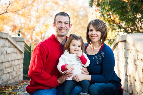 Anderson Family 2015