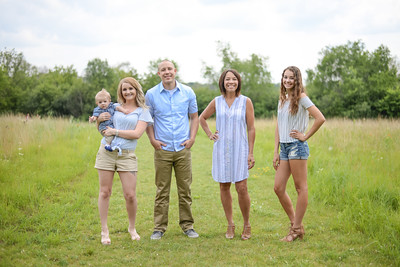 Anderson Family Summer 2018