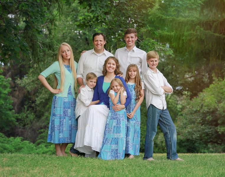 Anderson Family 004 37 X 47