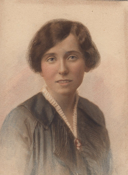 Martin's mother, Meredith  Sinclair Penny