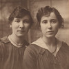 Amy Penny (L) and Meredith Penny - sisters