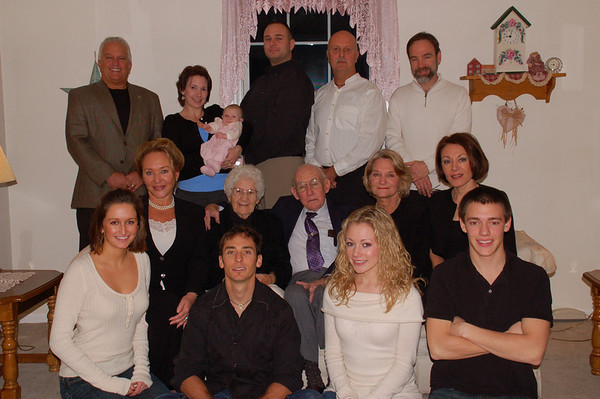 """Anderson Family """"Portraits"""""""