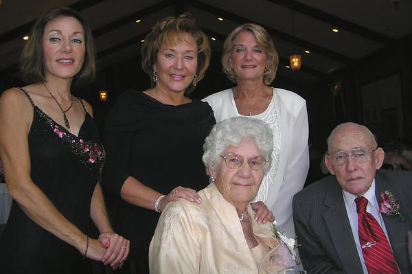 Martin, Winnie & Girls