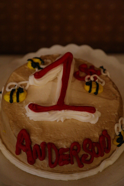 Anderson's cake