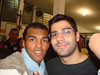 17/05/2008, em algum jogo do São Paulo no Morumbi. Fui com meus amigos Juninho e Bruninho. Nessa foto eu e Ricky.