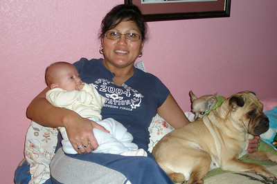 Adean and Norma in 11-18-08