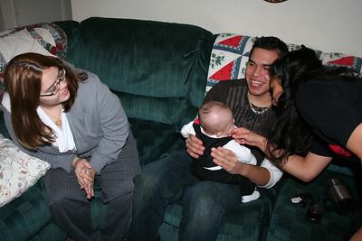 Cayle, Donald, Adean and Stephanie