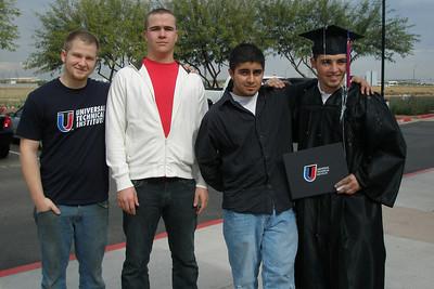 someone, Dustin, Sam and Daniel