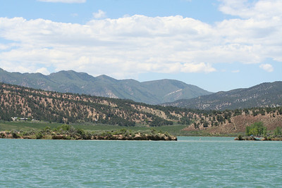 Rifle Gap Lake, Rifle, Co. This is a state park with lots of camping and picnicing facilities