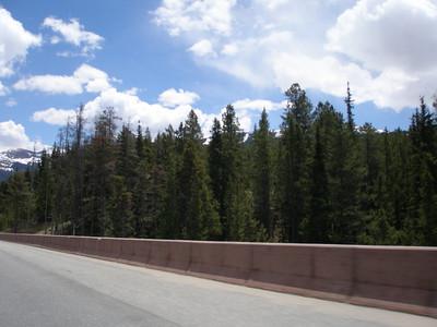 Drive thru Colorado