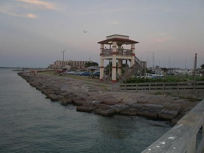at Port Aransas