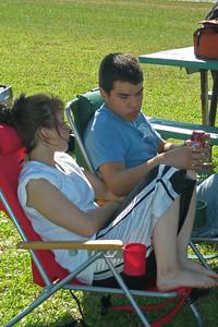 Tiffany and Donald at Rockport Beach