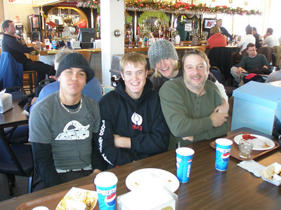 Donald, Grady, Nathan & Andrew