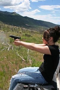 Tiffany shooting 22 handgun