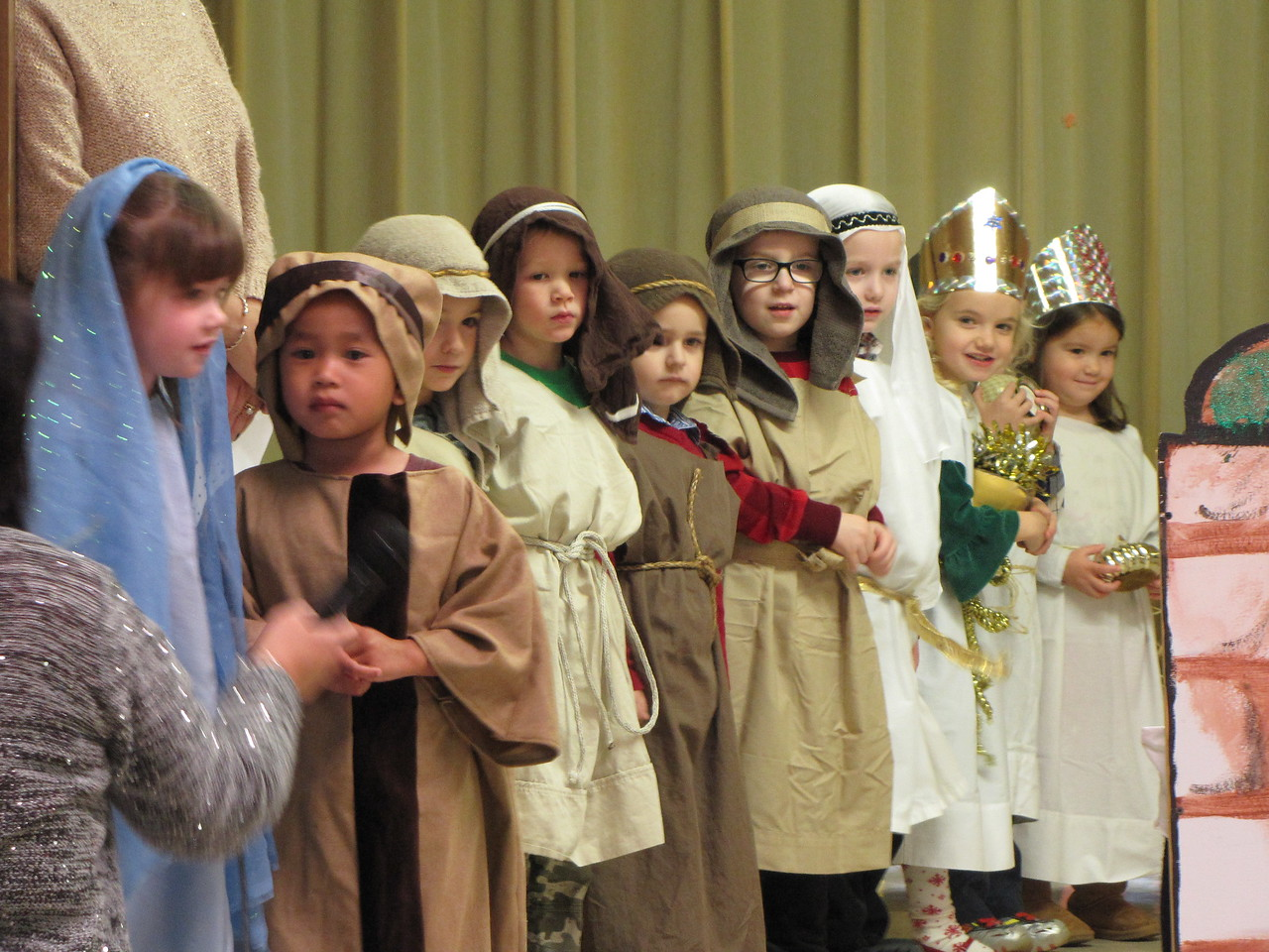 St. Ann's Christmas Play