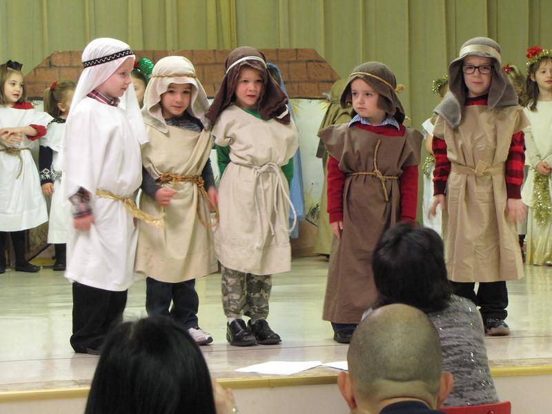 St. Ann's Christmas Play