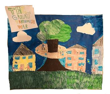 4th grade book project