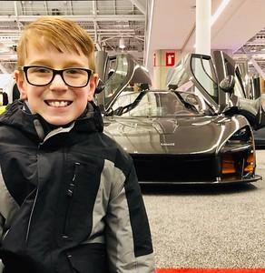 New England Auto Show, McLaren Senna