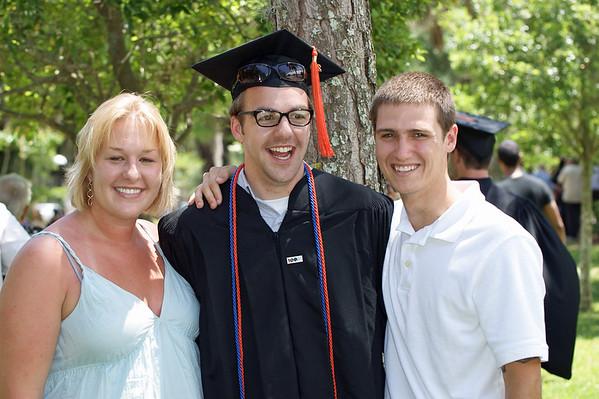 Andrew's Graduation, College 2010