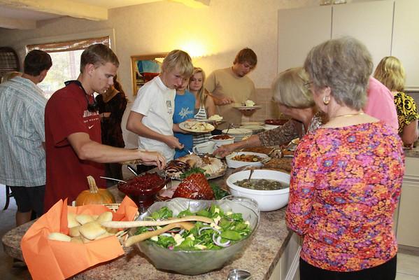 Andrews Thanksgiving 2010