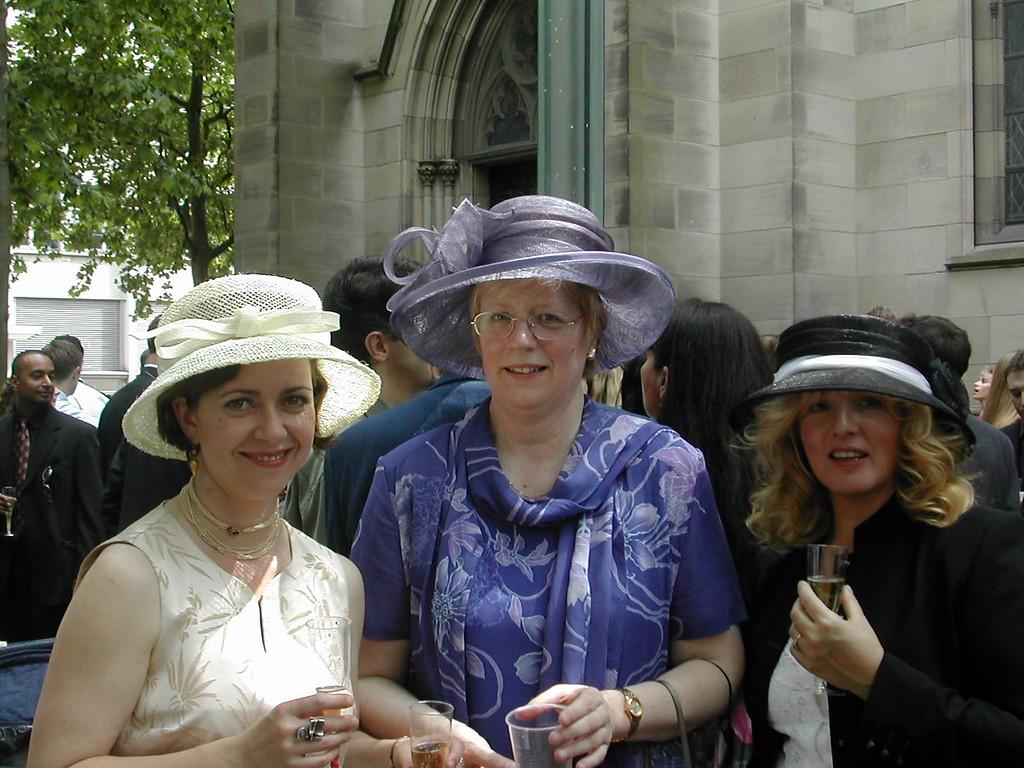 Judith Christine and Elaine