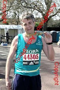 And London Marathon 2005