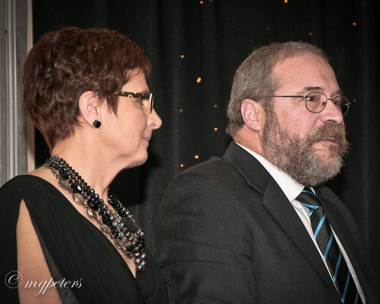 Proud Parents - Ronda and Bob Peters