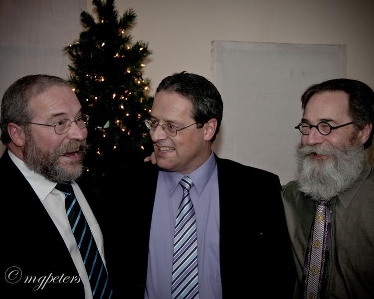 Bob, Mel and Gord