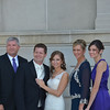Andy and immediate family