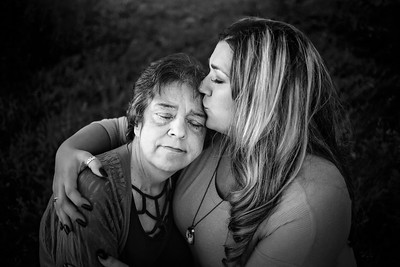 Angie & Mama